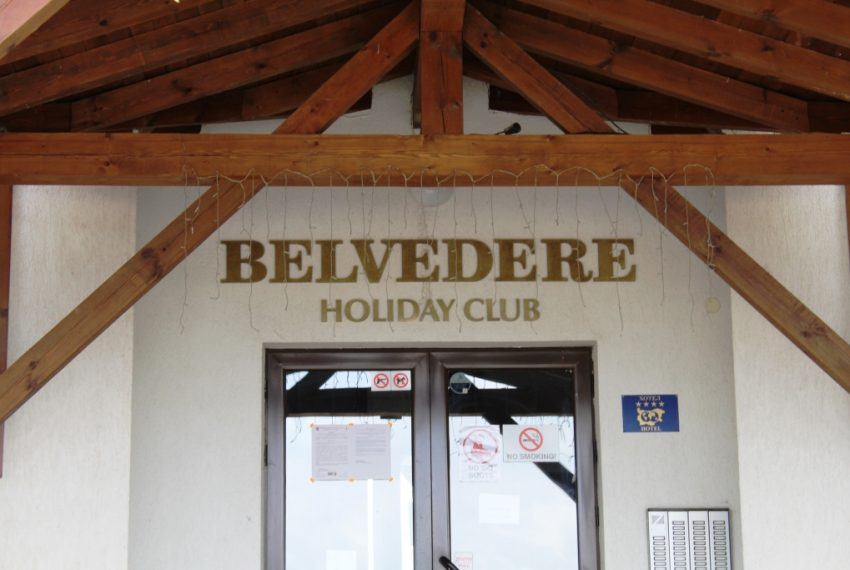 2 bedroom apartment for sale in Belvedere Holiday Club Bansko