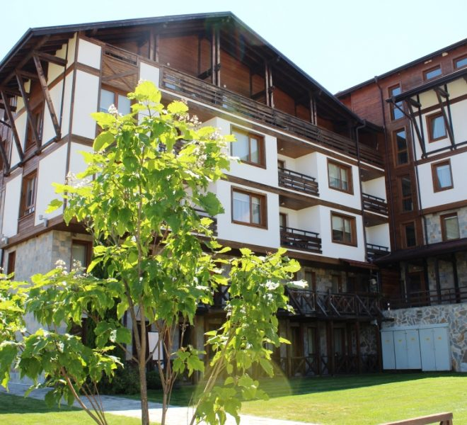 PBA1231 Studio apartment for sale in Green Life, Bansko