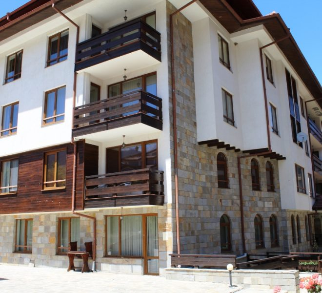 PBA1297 1 bed apartment in Cedar Lodge Bansko for sale