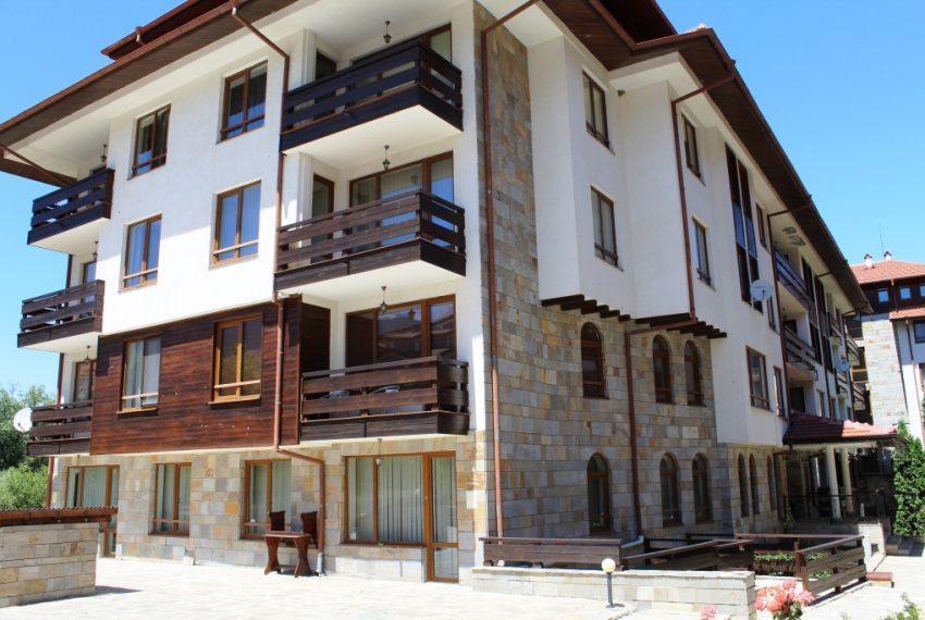 PBA1297 1 bed apartment in Cedar Lodge Bansko for sale