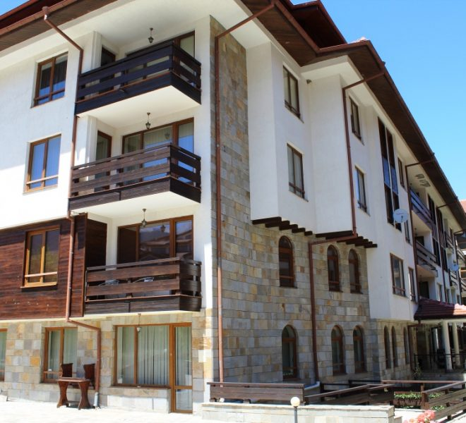 PBA1296 1 bed apartment for sale in Cedar Lodge 3, Bansko