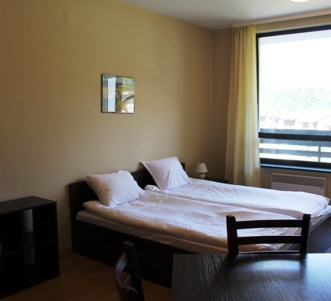 PBA1299 studio apartment for sale in Aspen Valley near Bansko