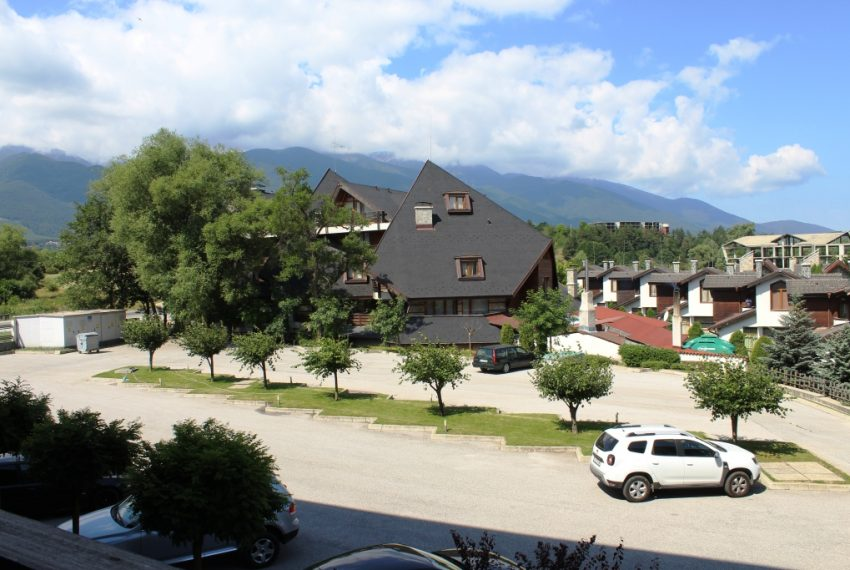 PBA1230 studio for sale in Aspen Valley near Bansko
