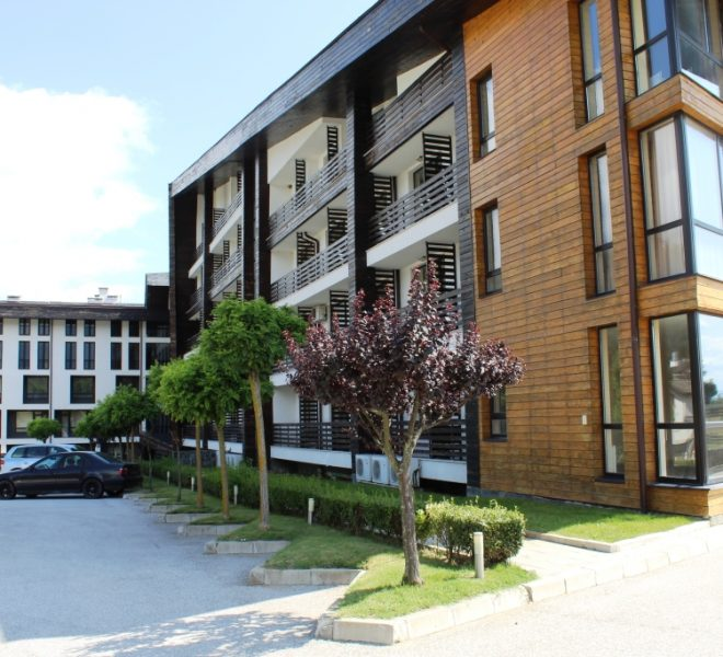 1 bed apartment for sale in Aspen Valley near Bansko