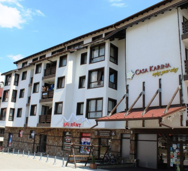 PBA1302 1 bedroom apartment for sale in Casa Karina Bansko