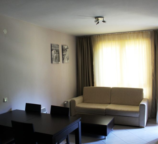 PBA1305 1 bedroom apartment for sale in Green Life, Bansko