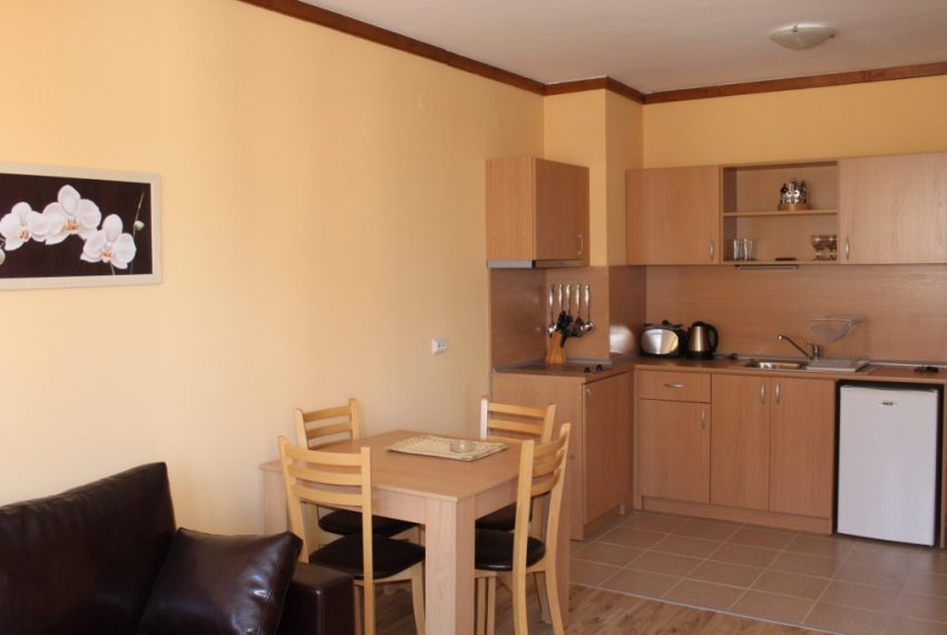 PBA1306 1 bedroom apartment for sale in St Ivan Complex, Bansko