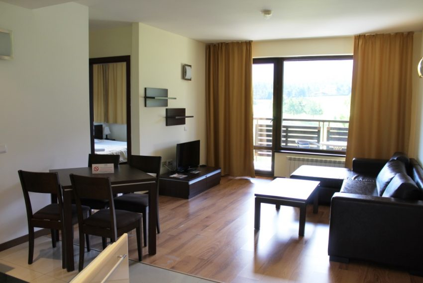 PBA1307 2 bedroom apartment for sale in Terra Complex near Bansko