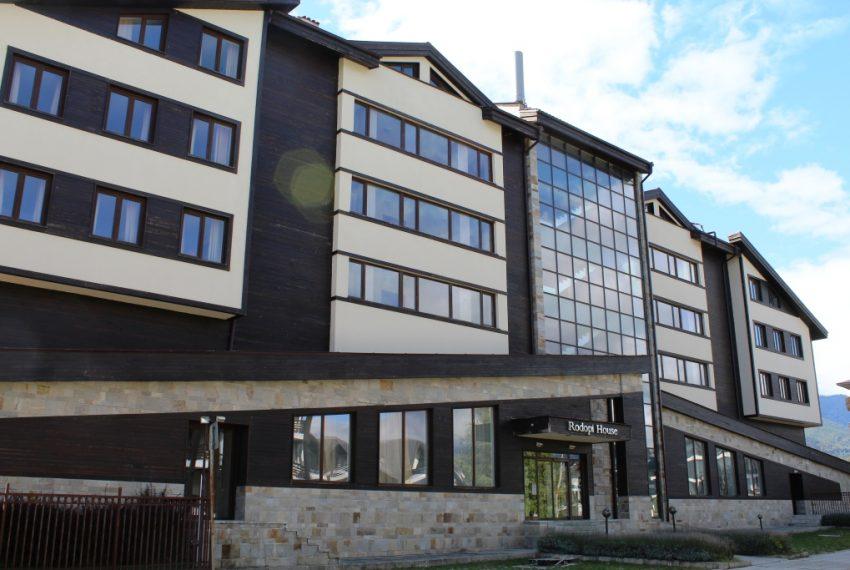 PBA1308 2 bed 2 bath apartment for sale in Terra Complex near Bansko