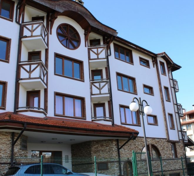 3 bedroom apartment for sale in Bansko
