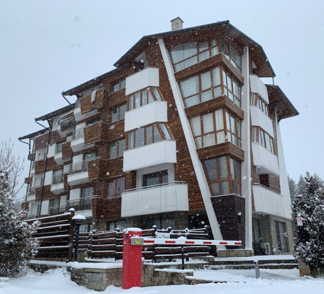 PBA1315 1 bedroom apartment for sale in Pine Trees, Bansko