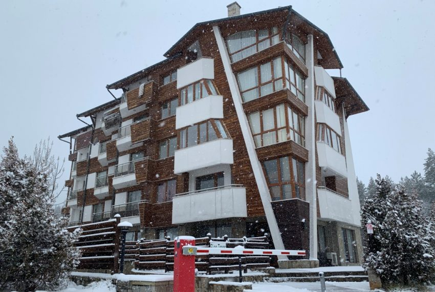 1 bedroom apartment for sale in Pine Trees, Bansko