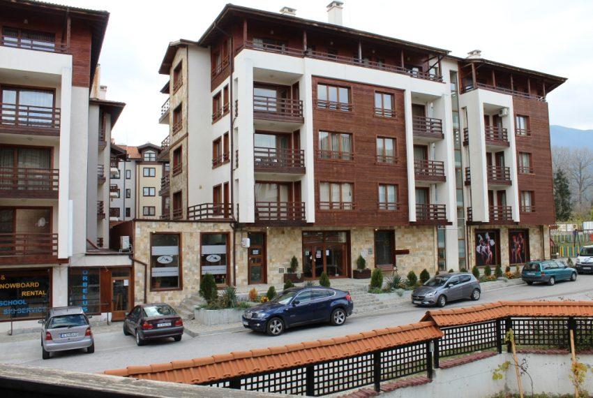 PBA1313 2 bedroom apartment for sale in Casa Karina, Bansko