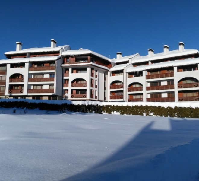 PBA1314 2 bedroom apartment for sale in Pirin Lodge Bansko