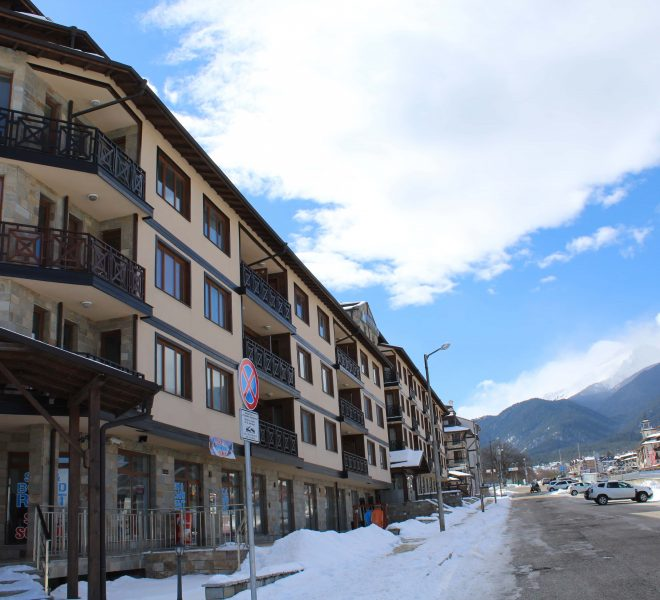 1 bedroom apartment for sale in Vihren Palace Residence, Bansko