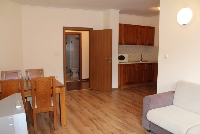 PBA1325 1 bedroom apartment for sale in Cedar Lodge 4 Bansko