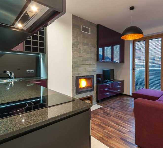 PBA1331 Luxury designed studio for sale in St John Park, Bansko