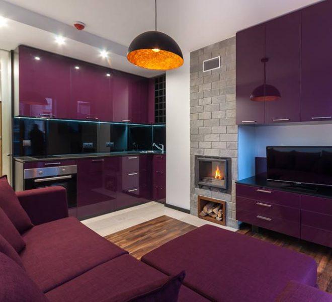 Luxury designed studio for sale in St John Park, Bansko