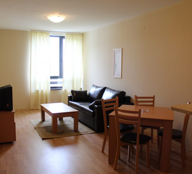 PBA1329 1 bed apartment for sale in Aspen Valley near Bansko