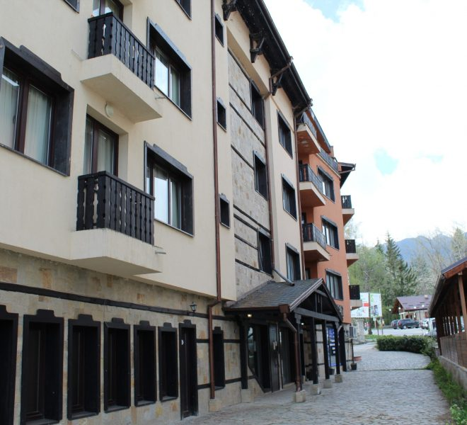 1 bedroom apartment for sale in Ramada 2 Bansko