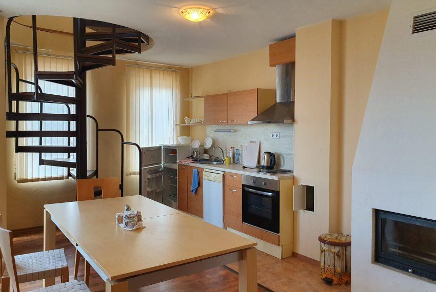 3 bedroom duplex apartment for sale in Mountain Dream Bansko