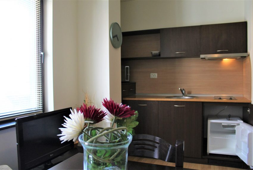 1 bedroom apartment for sale in Knights Lodge Bansko