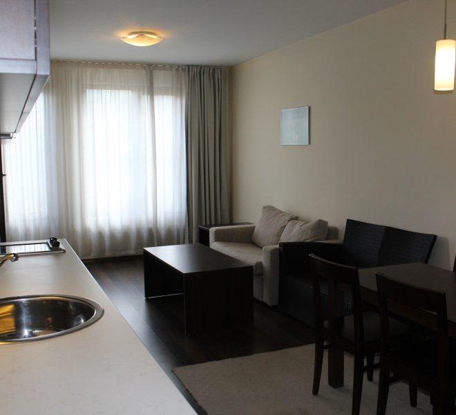 1 bed apartment for sale in Aspen House, Bansko