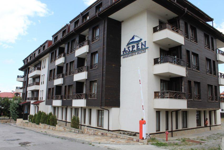 PBA1342 1 bed apartment for sale in Aspen House, Bansko